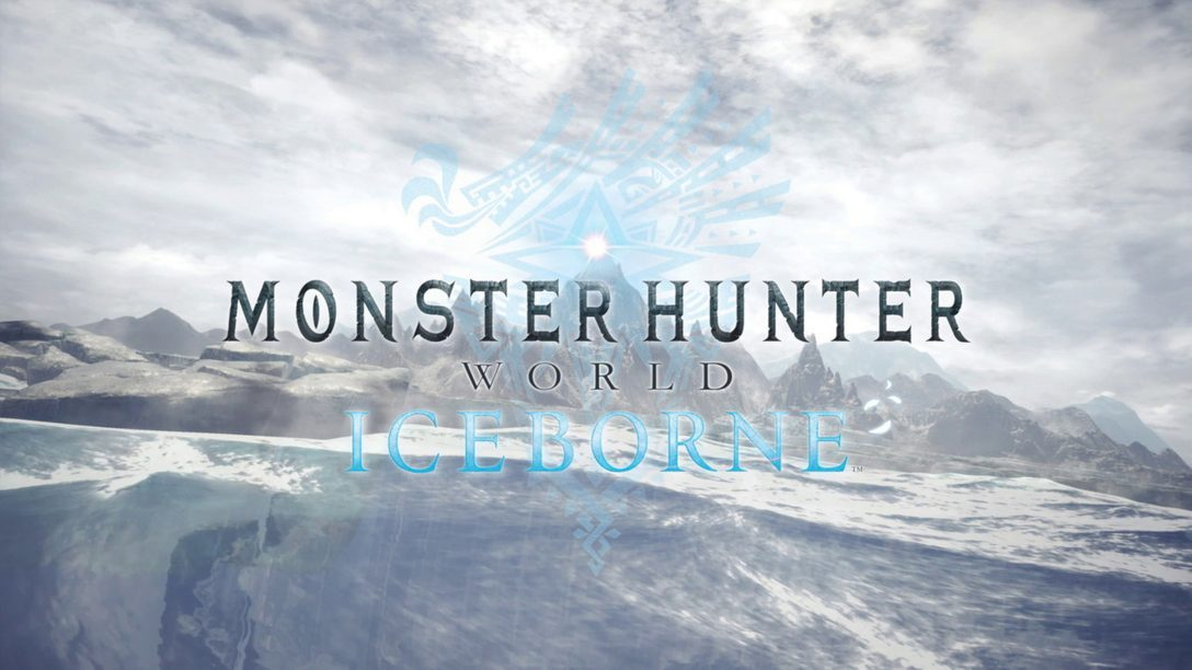 Monster Hunter World: Iceborne is a Massive New Expansion Coming Autumn 2019