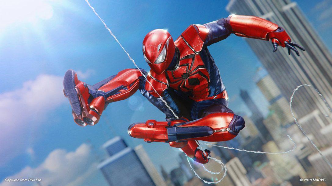 Marvel S Spider Man Silver Lining Dlc Out December 21 Playstation