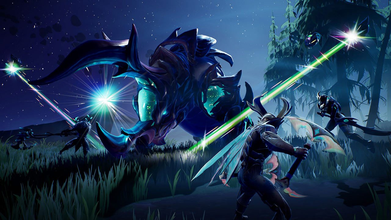 Co-op Action RPG Dauntless Hits PS4 in April – PlayStation Blog