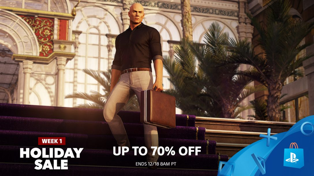 PlayStation Store's Holiday Sale: Five Weeks of Savings