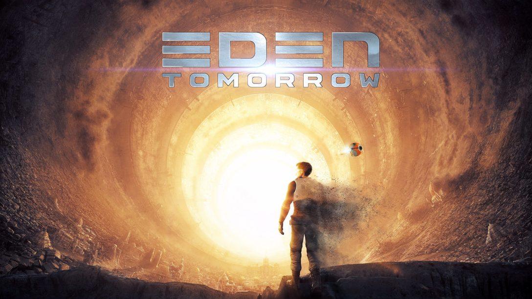 Sci-fi Adventure Eden-Tomorrow Gets Free PS VR Demo Thursday
