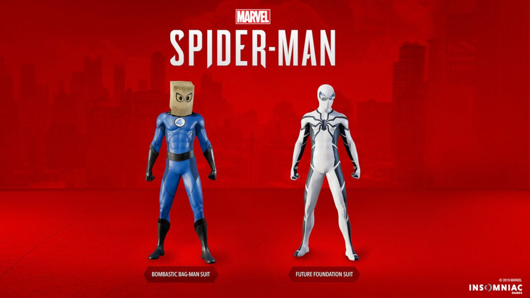 Marvel's Spider-Man Gets Two Fantastic New Suits Today