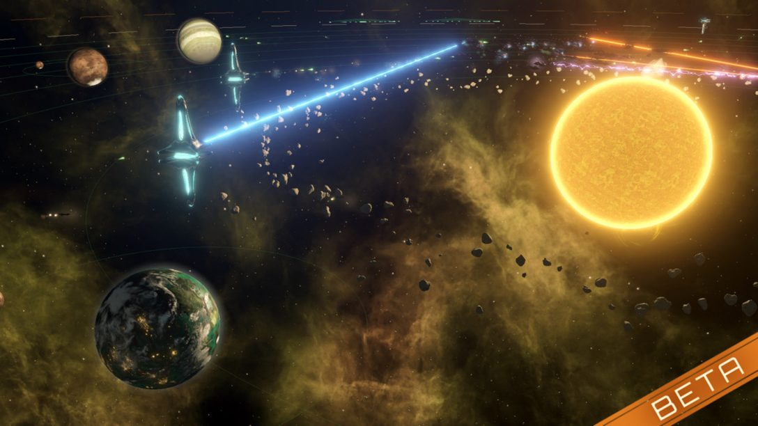 Grand Strategy Comes to PS4 in Stellaris, Pre-Orders Start Today