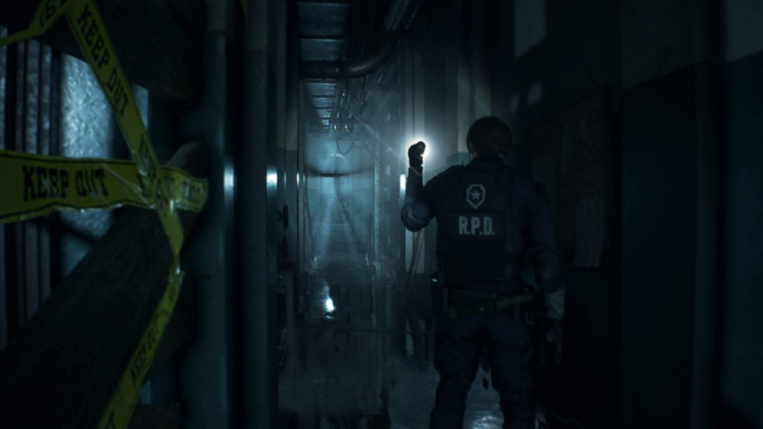"The Resident Evil 2 ""1-Shot"" Demo Hits PS4 January 11"