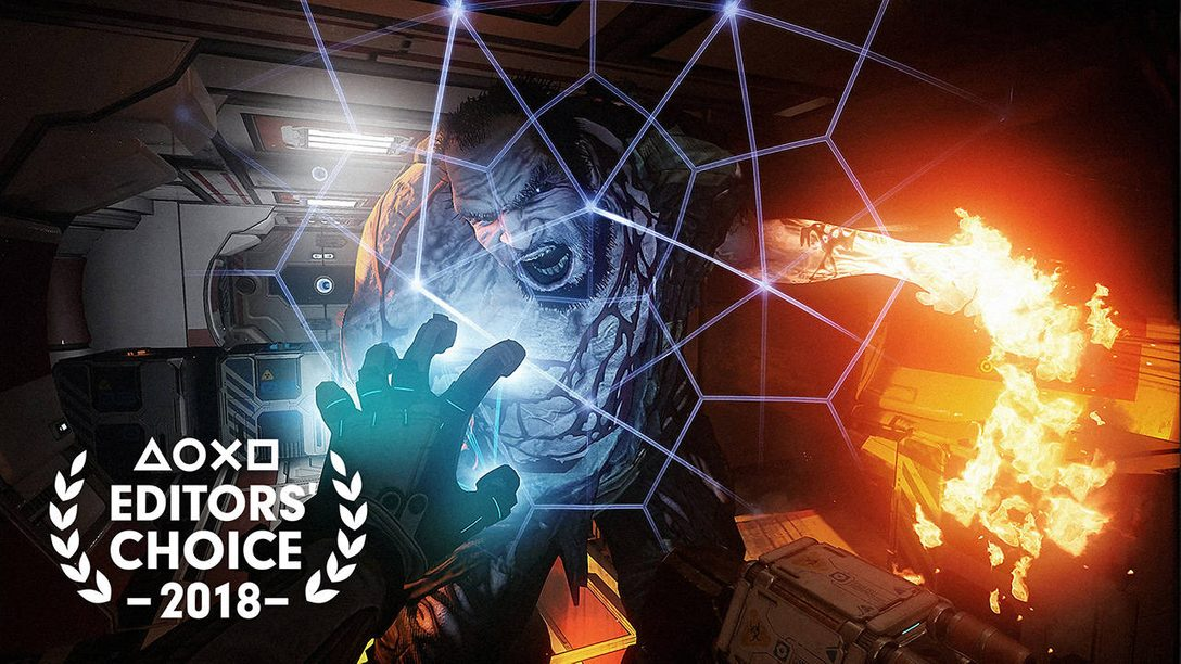 Editors' Choice: Why The Persistence is One of 2018's Best Games