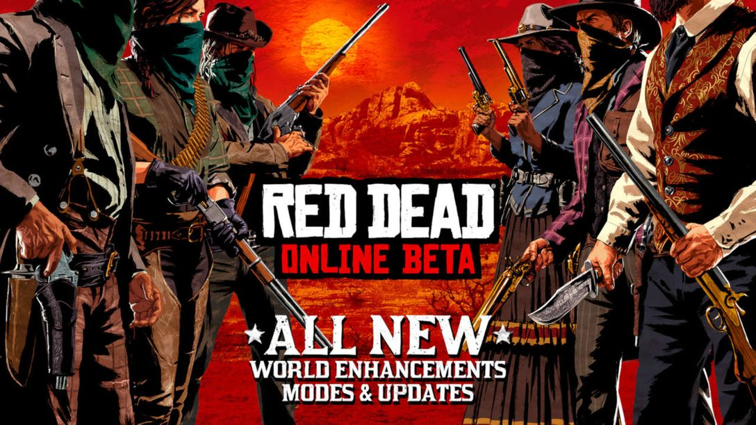 Red Dead Online Beta Update Out Now, Get Select Content First on PS4