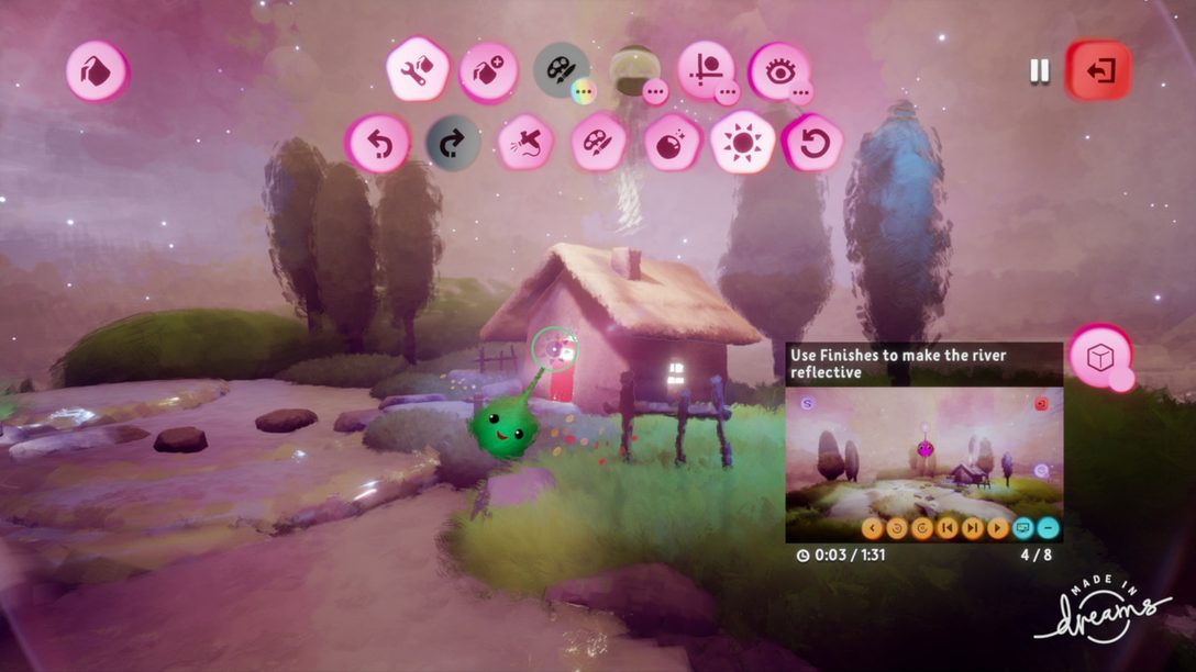 Dreams' Creator Early Access Launches This Spring