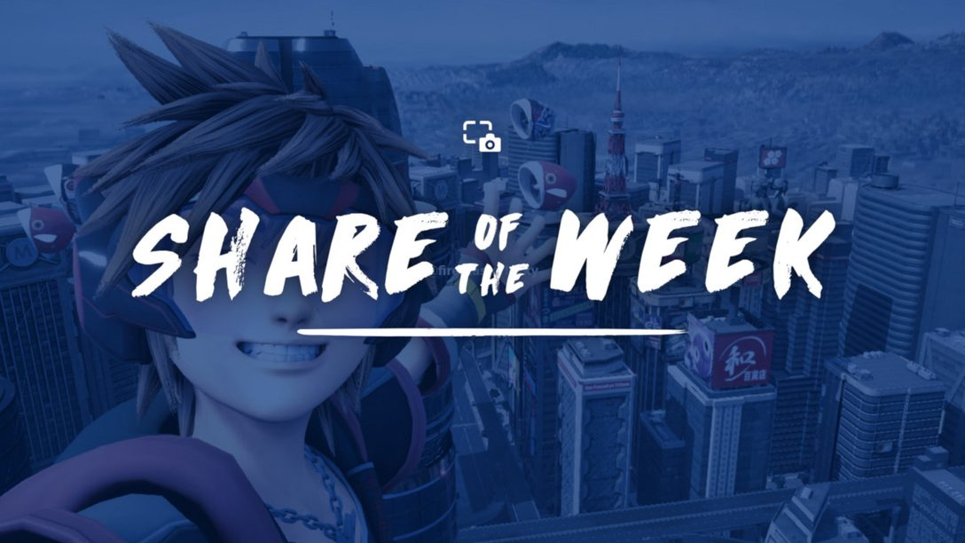 Share of the Week: Kingdom Hearts III