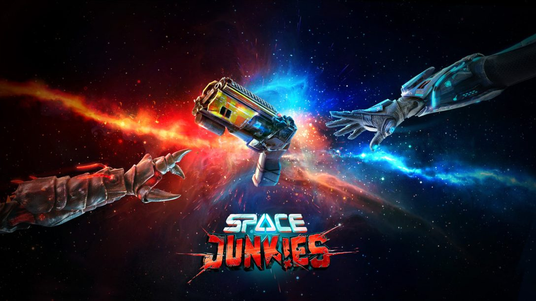 Space Junkies Launches on PS VR March 26