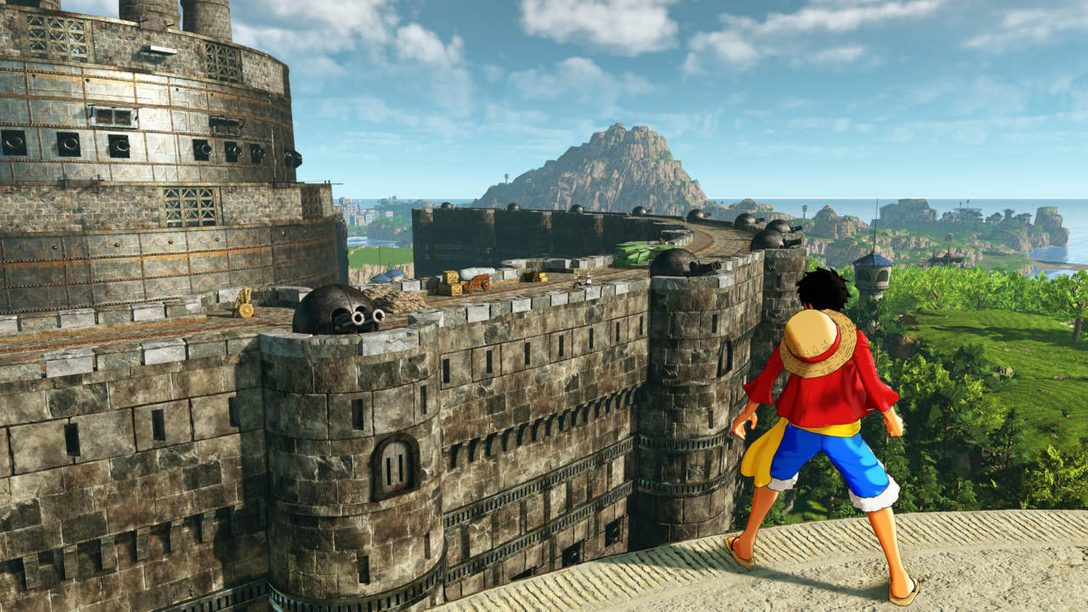 A Pirate Legend Returns! One Piece World Seeker Sails To PS4 March 15