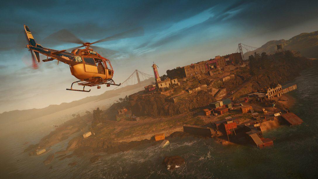 Far Cry New Dawn Takes the Fight to Alcatraz – Q&A