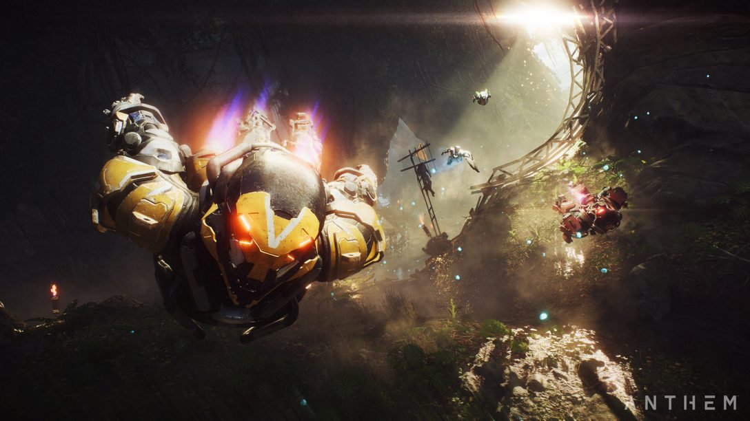Anthem's Open Demo Takes Flight This Weekend