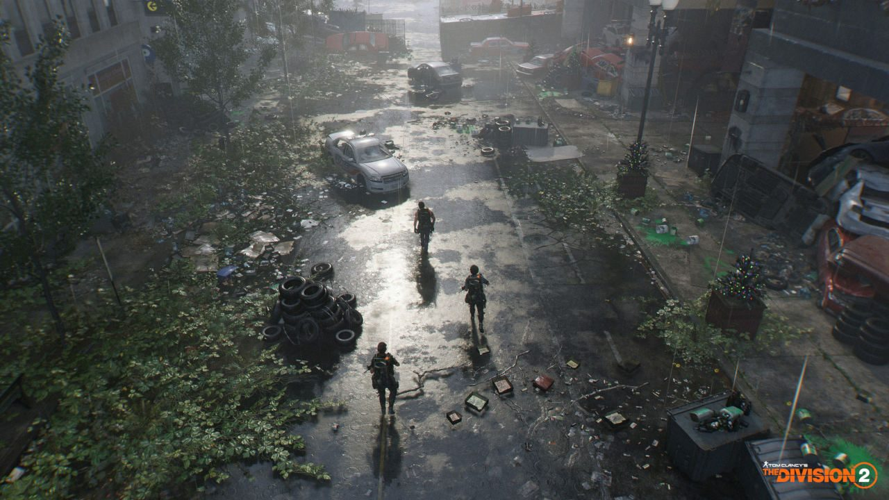 The Division 2: The Full-Scale Construction and Destruction
