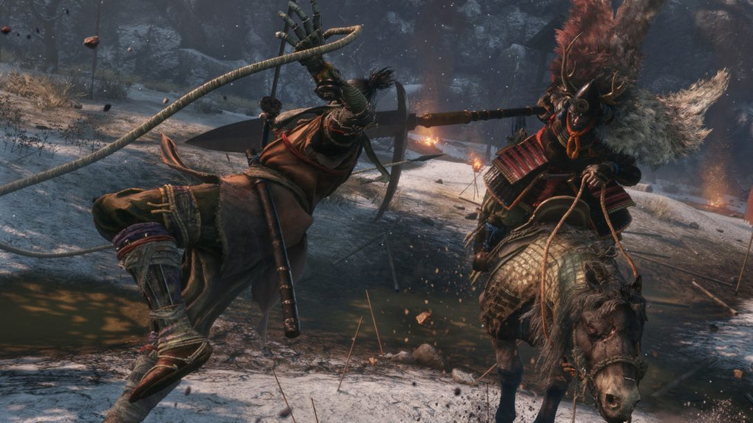 How to Survive Sekiro: Shadows Die Twice, Out Tomorrow on PS4