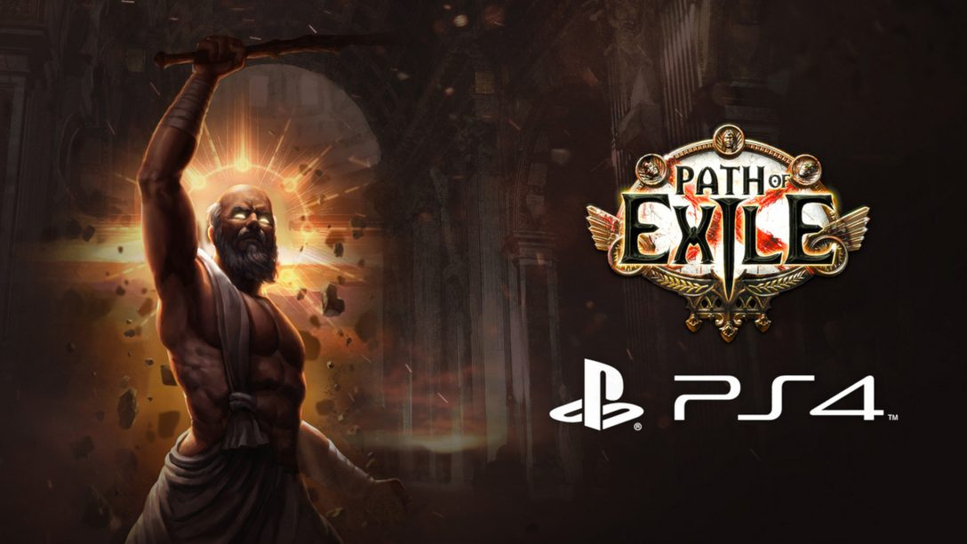 Action-RPG Path of Exile is Out Today on PS4 – PlayStation Blog
