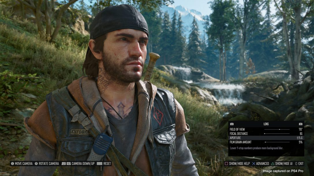Days Gone: Photo Mode Revealed