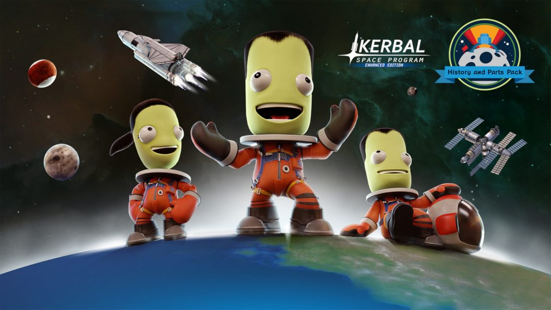 Kerbal Space Program Enhanced Edition Gets DLC and Free Update Tomorrow