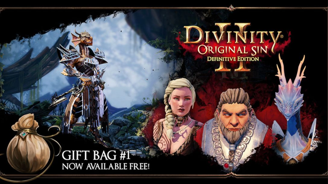 Divinity: Original Sin 2 Adds Gift Bags, Starting Today