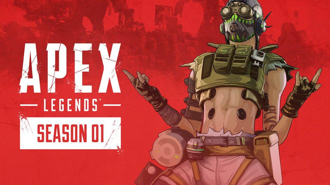 Unleash the Beast in Apex Legends Season 1 – Wild Frontier