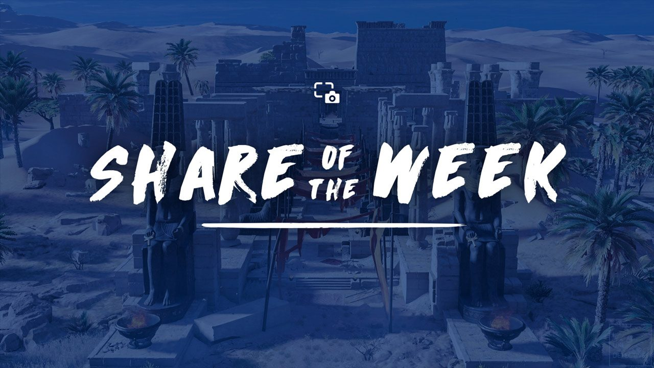 playstation.com - Dwayne Benefield - Share of the Week: Architecture