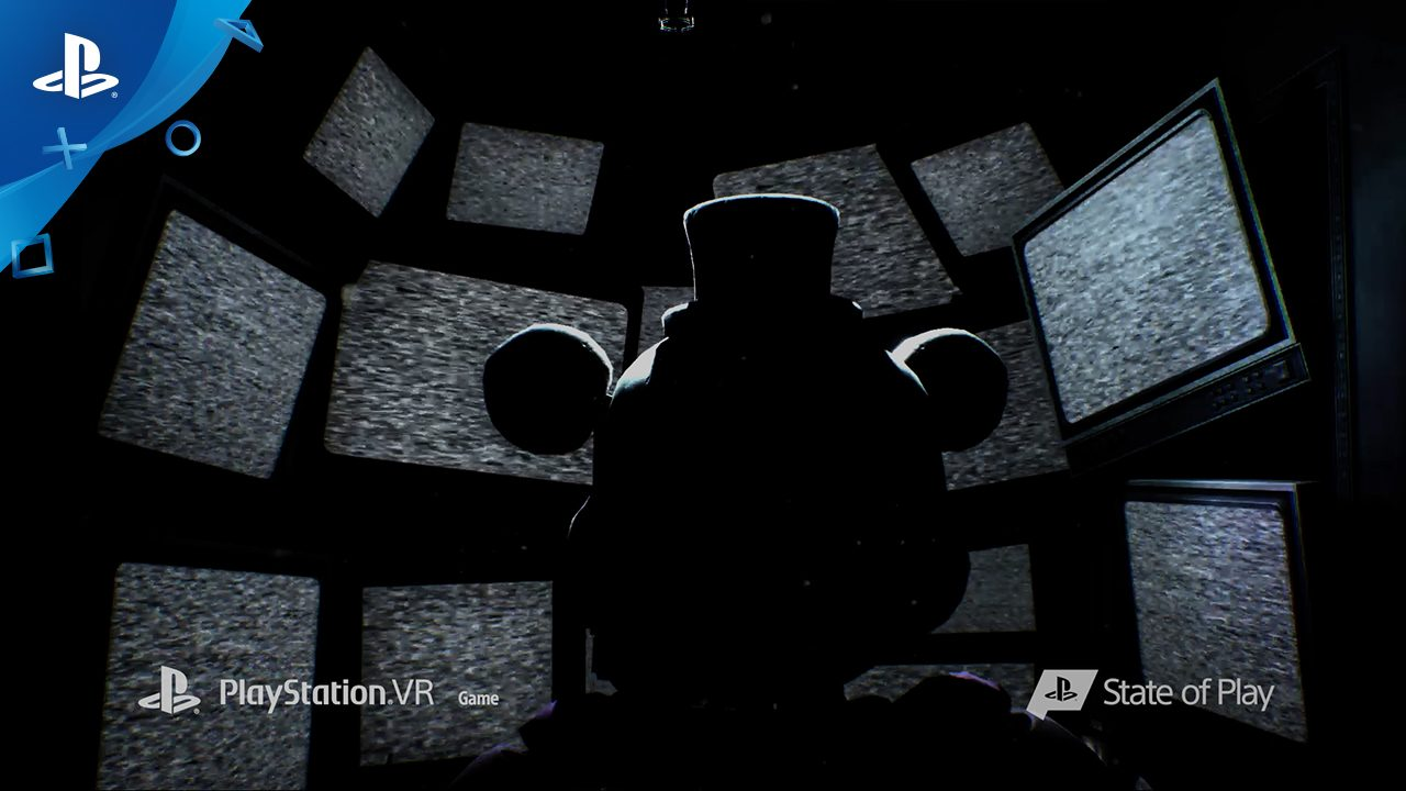 New Five Nights at Freddy's Game Revealed, Bringing the Series to VR