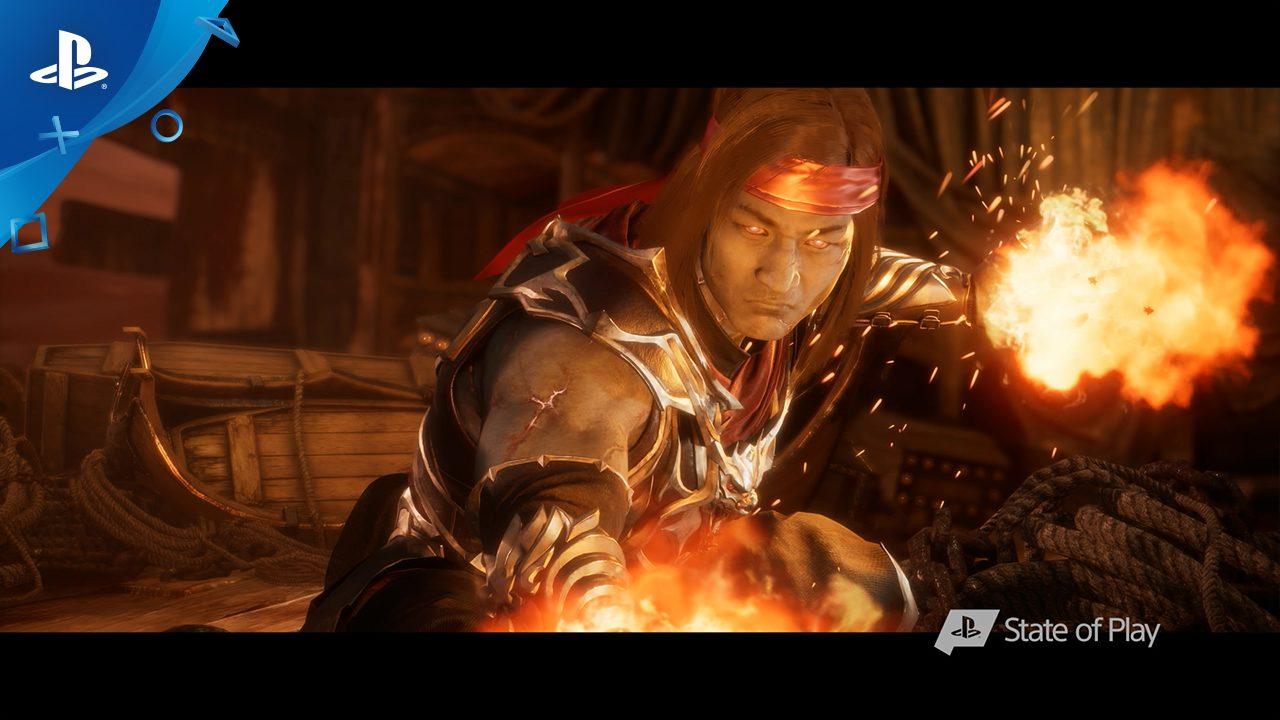 How Past Meets Present in Mortal Kombat 11 – PlayStation Blog
