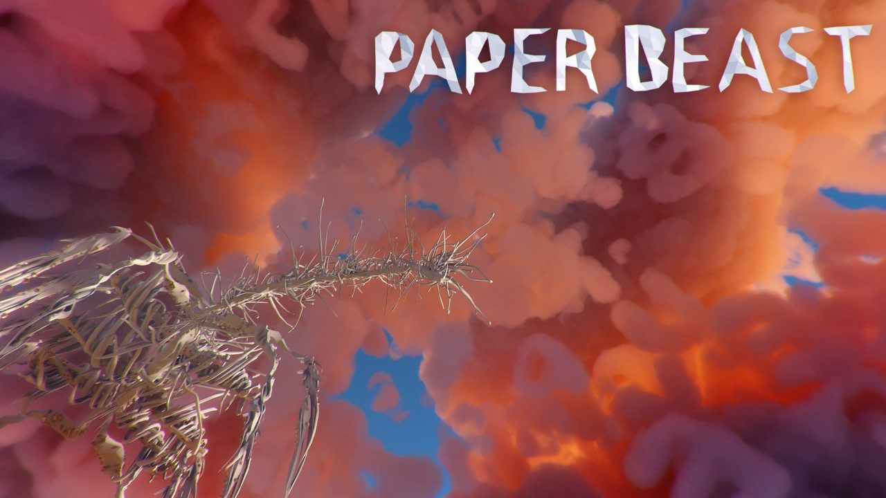 Paper Beast, From the Creator of Another World, Out This