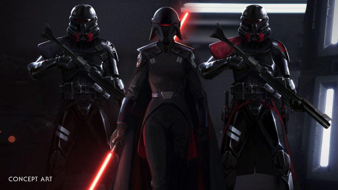 「Jedi: Fallen Order」的圖片搜尋結果