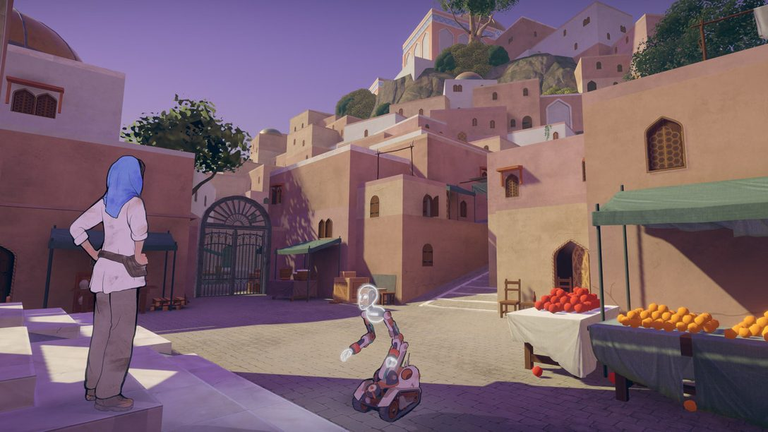 How Ancient Rome inspired the diverse world of Heaven's Vault, Out Today