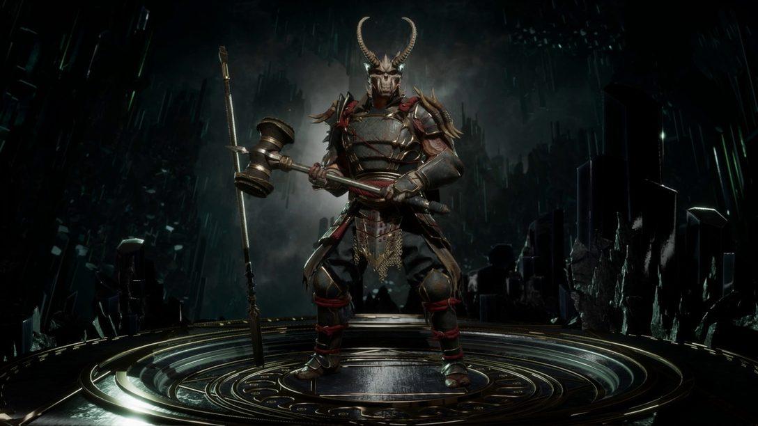 Revealing Outlandish New Mortal Kombat 11 Costumes