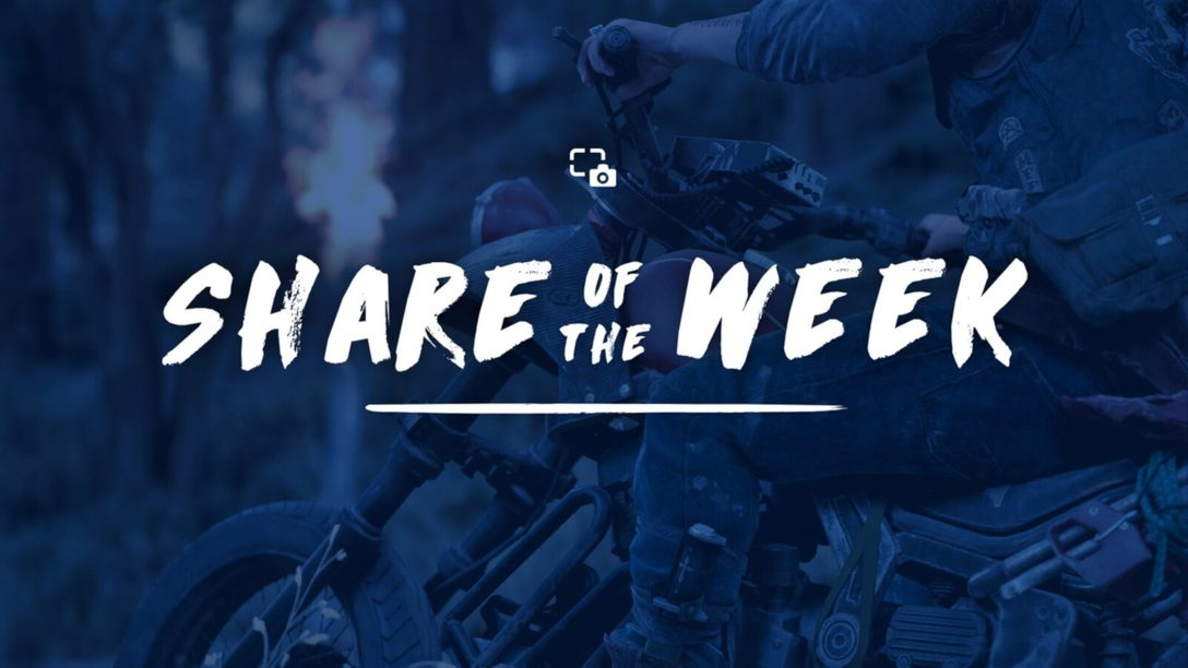 Share of the Week: Days Gone – Deacon's Bike