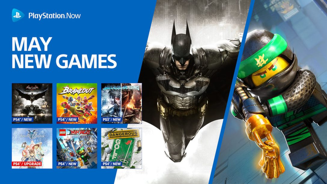 Batman: Arkham Knight and More Come to PS Now in May