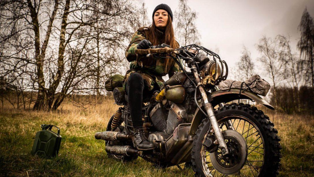 Days Gone: Rebuilding Deacon's Bike in Real Life