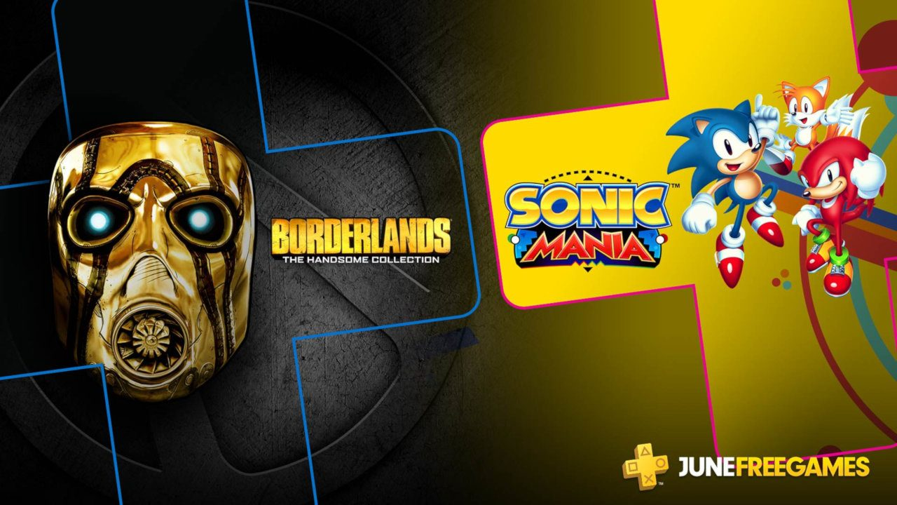 June's Free PS Plus Games are Borderlands: The Handsome