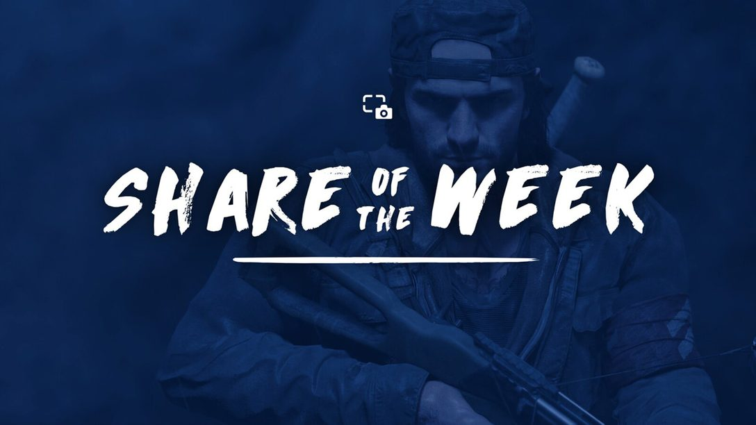 Share of the Week: Days Gone – Deacon