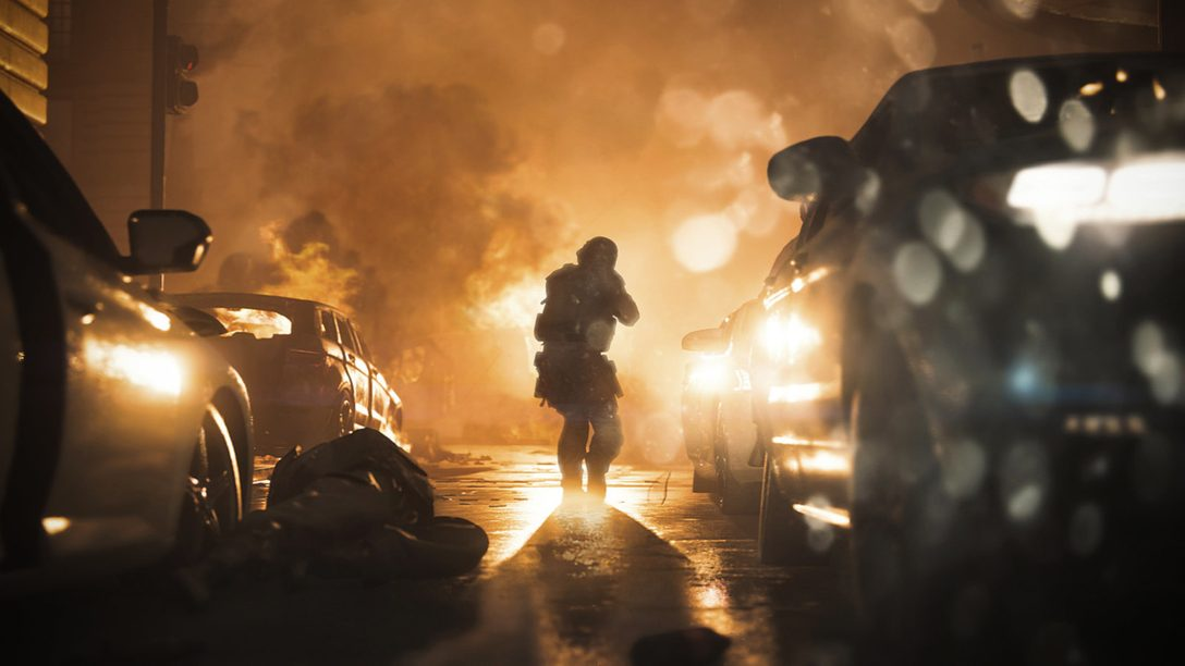Infinity Ward Talks Call of Duty: Modern Warfare