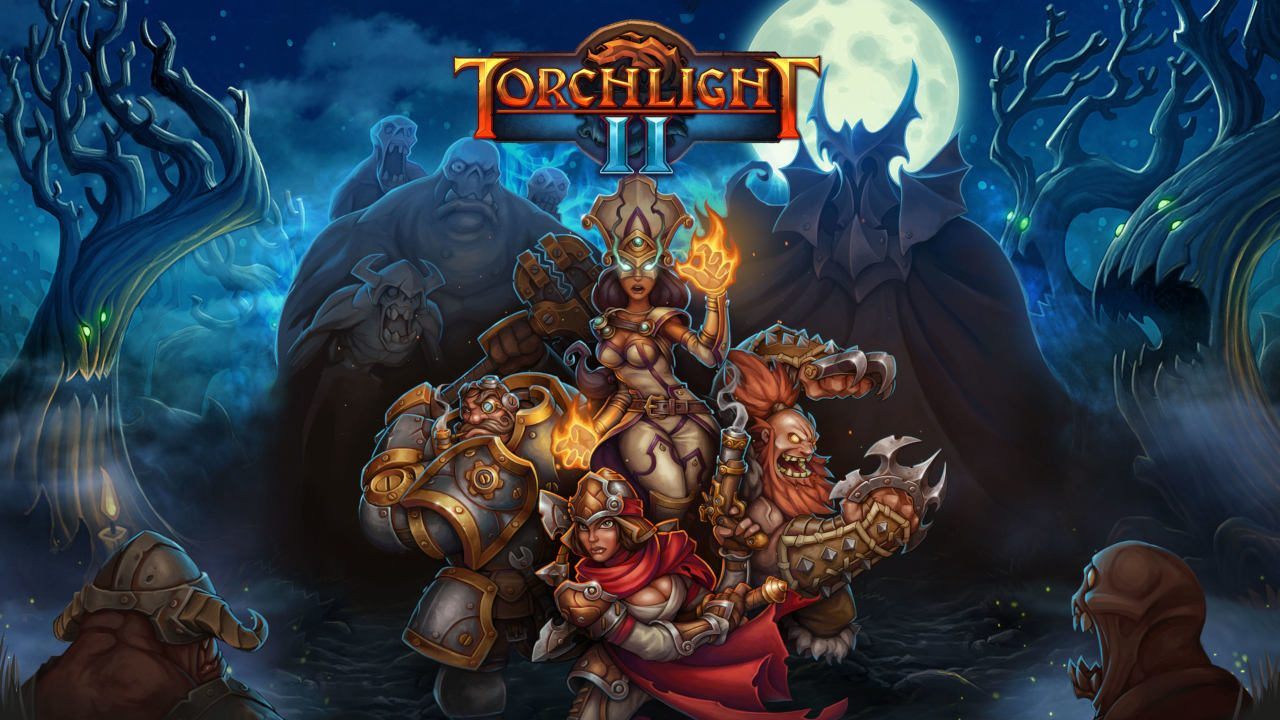 Torchlight II Launches on PS4 September 3, Includes PS4
