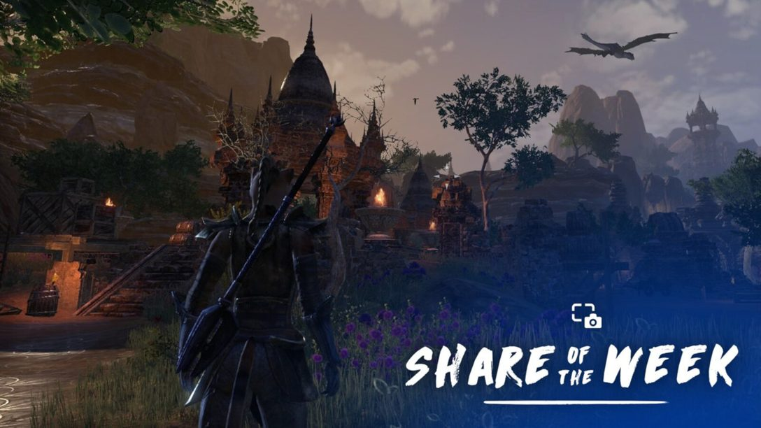 Share of the Week – The Elder Scrolls Online