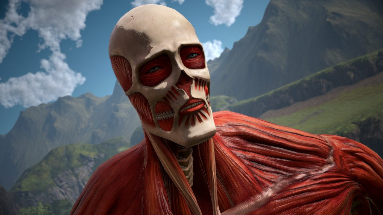 First Look at Attack on Titan 2: Final Battle's Colossal New Hero