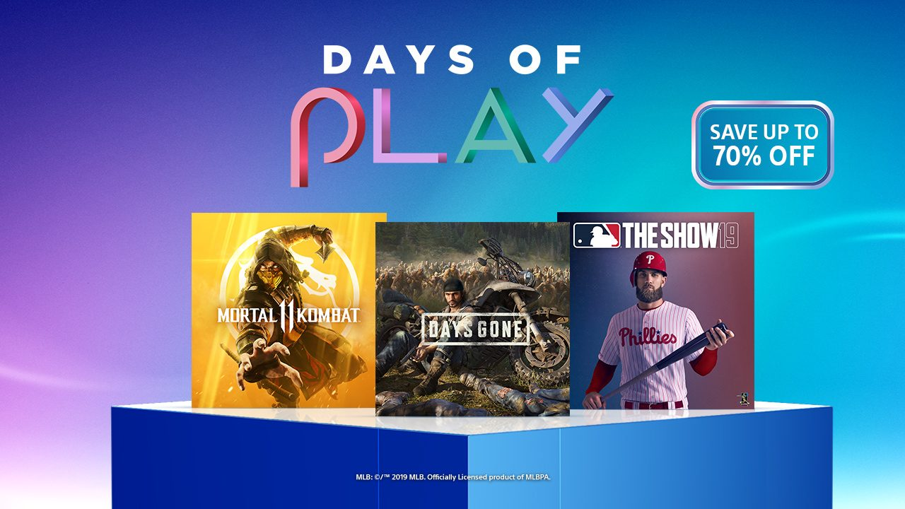 Days of Play Deals Hit PlayStation Store – PlayStation Blog