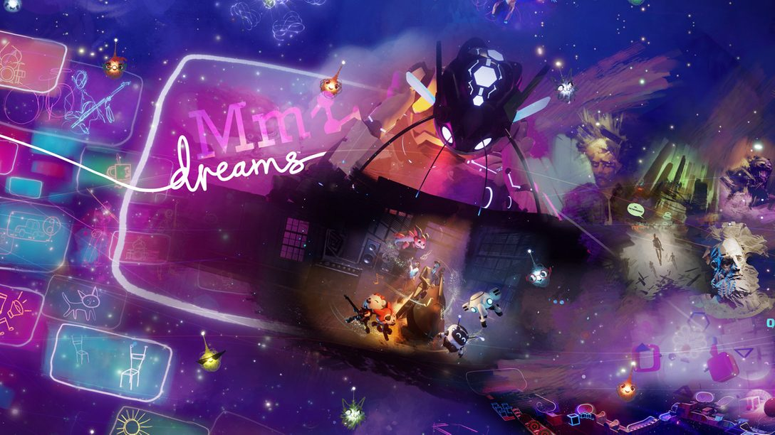 Dreams Gets Its First Early Access Patch June 6
