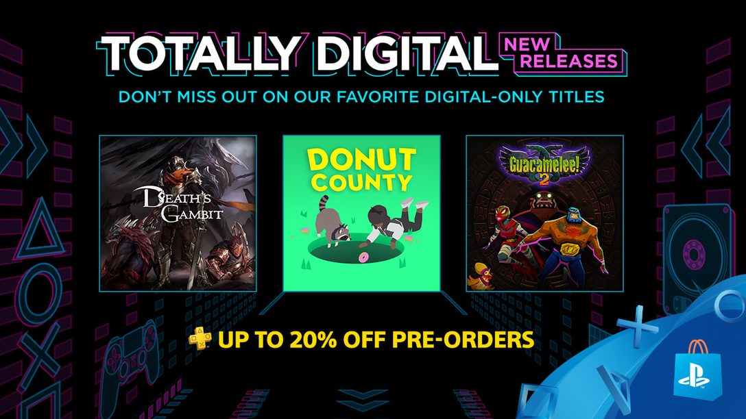 Totally Digital Returns With New Release Deals, Catalog Savings