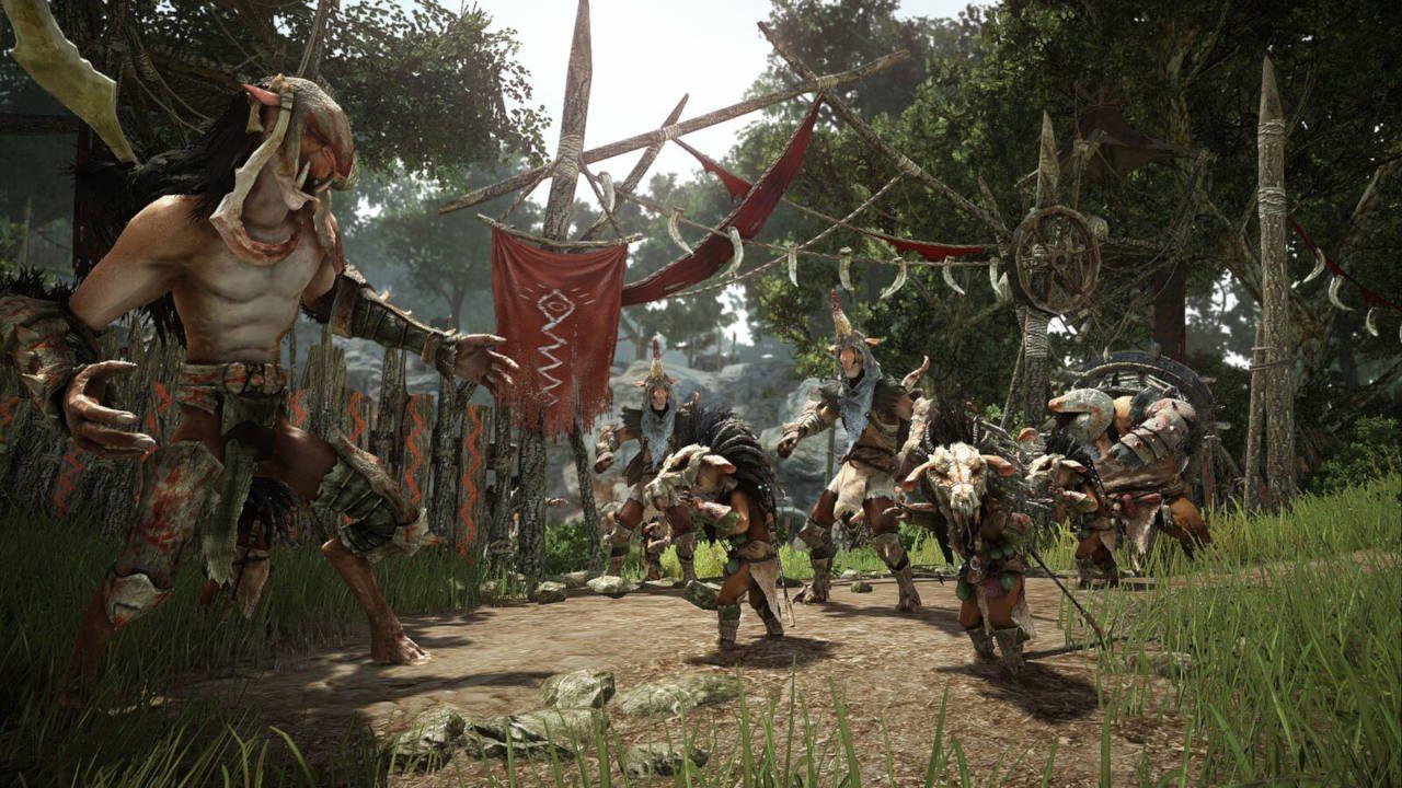 Sandbox MMORPG Black Desert Hits PS4 August 22 – PlayStation