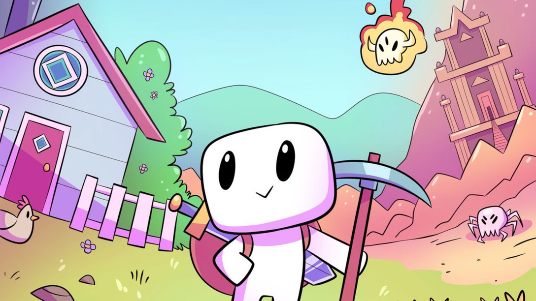 The Story Behind Forager, Out Today on PS4