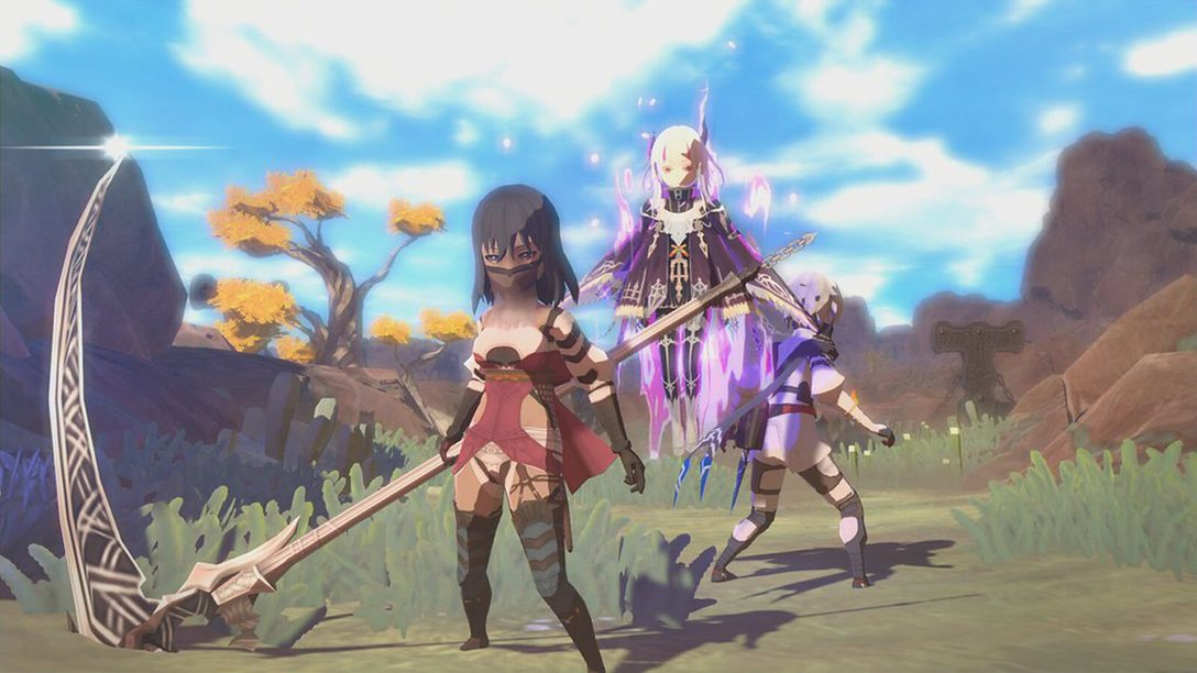 Oninaki Demo Out Today, Save Data Carries Into Full Game
