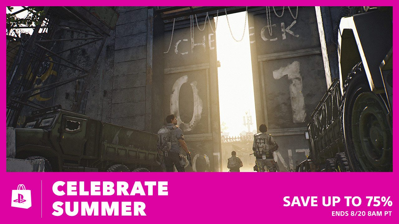 Summer Sale: Four Weeks of Deals at PS Store – PlayStation Blog
