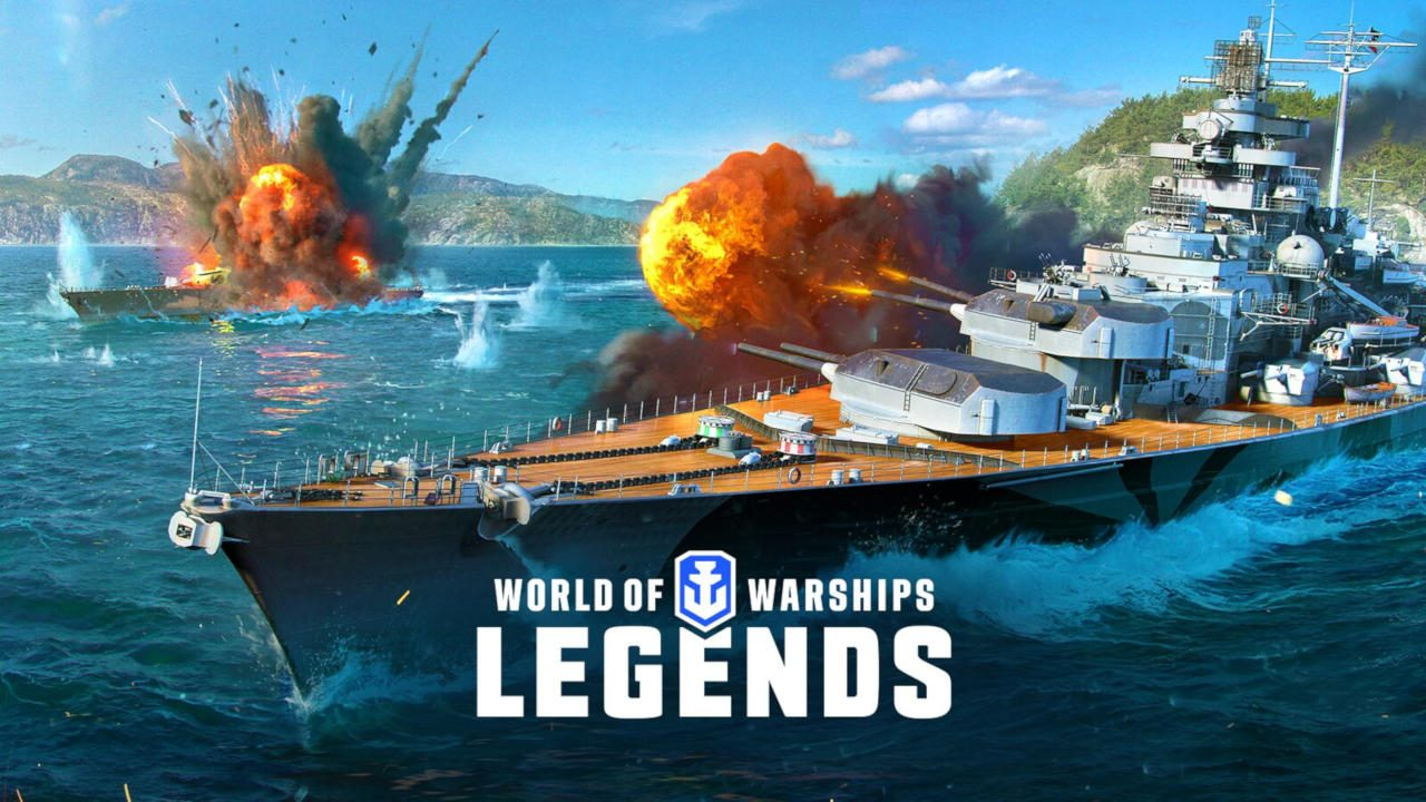 World of Warships: Legends Exits Early Access With Today's