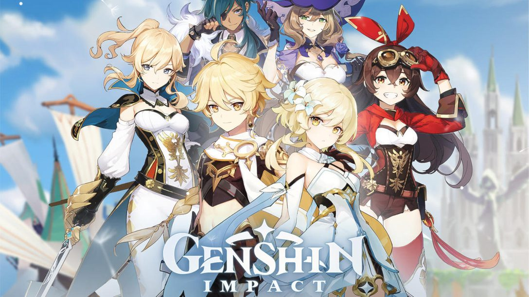 Open-World Adventure Genshin Impact Comes to PS4 Next Year