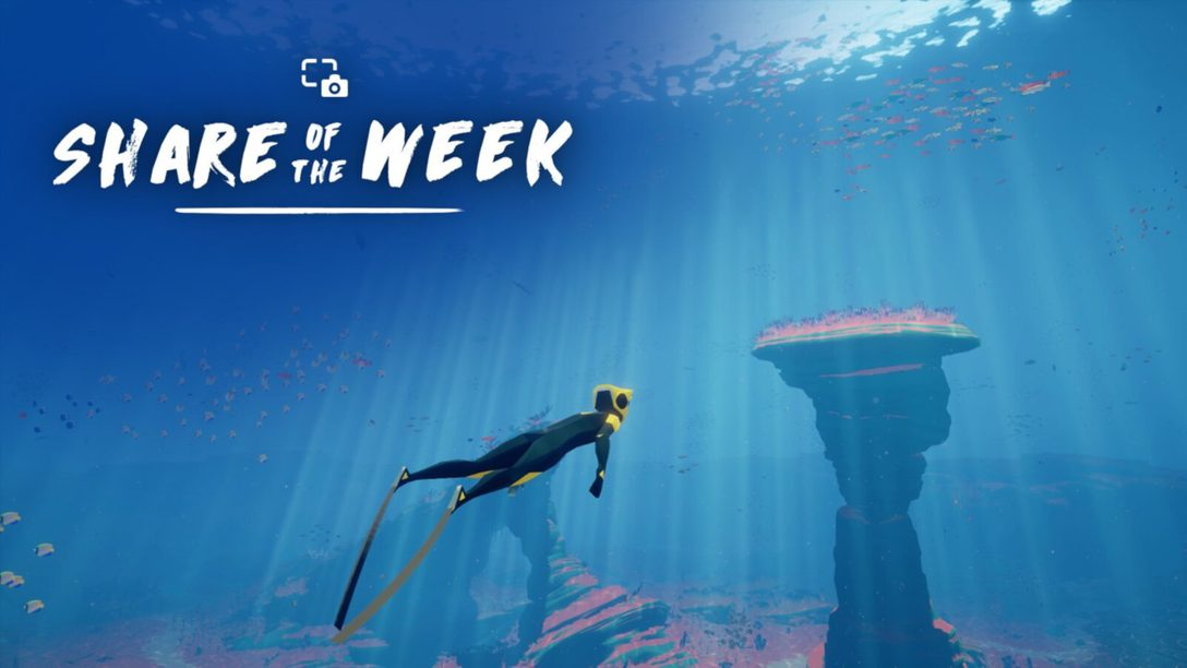 Share of the Week – Swimming