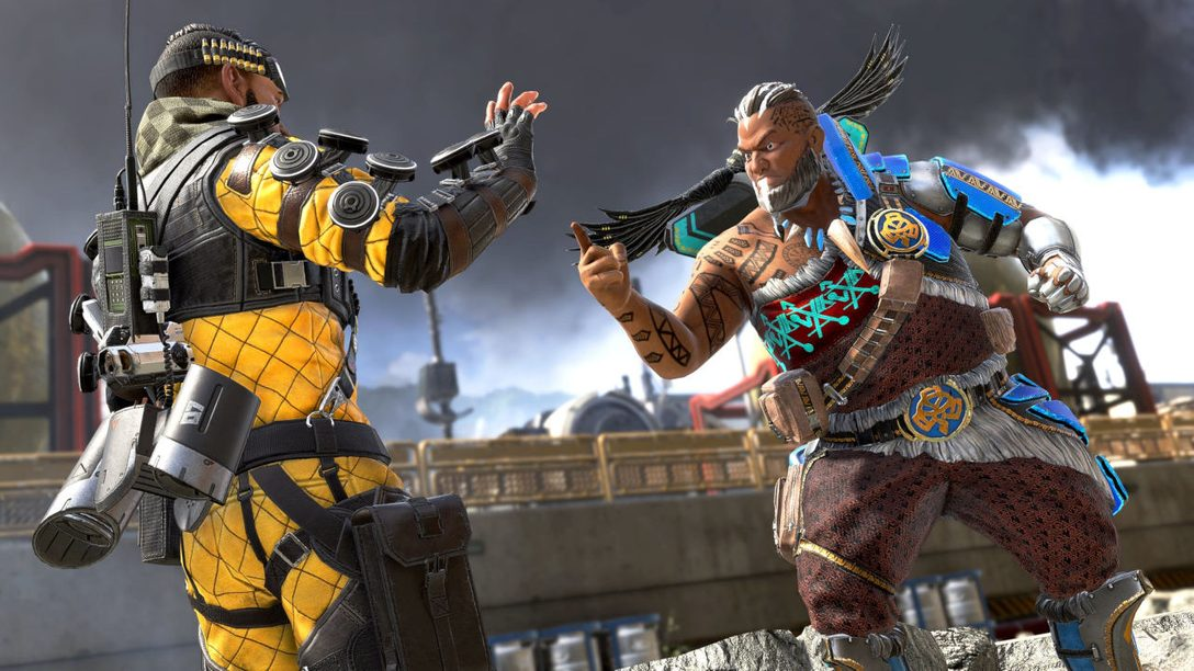 First Details: Apex Legends Iron Crown Collection Event, Solos Start Today
